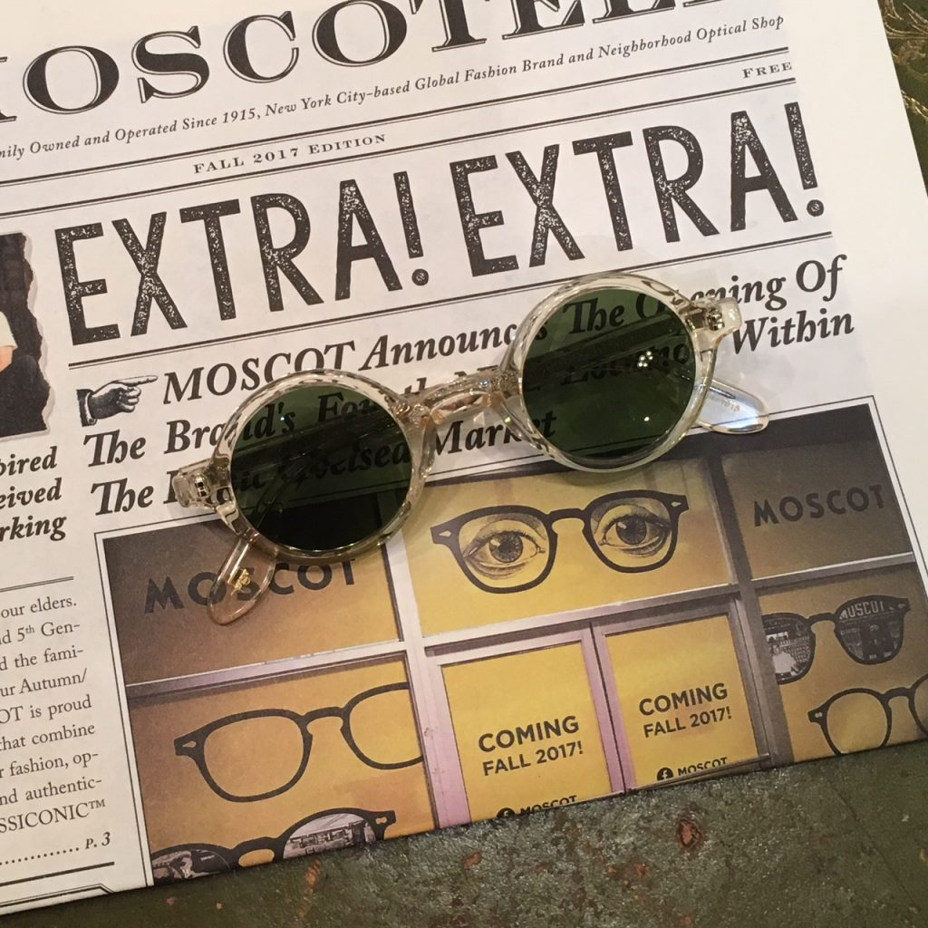 Moscot Event: Saturday March 14!